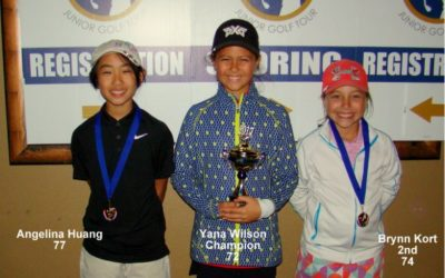 Yana Wins North Las Vegas Junior Championship