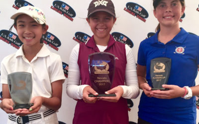 Yana Wilson Fires Opening Round 66 to Win Nevada State Invitational