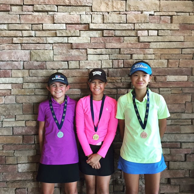 Yana Wilson Wins Antiqua Prep Tour Tournament