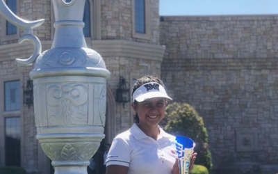 Yana Wins Royal Links Golf Championship
