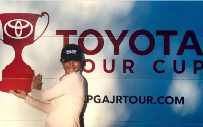 Yana Finishes -3 T1 Toyota Tour Cup Q School
